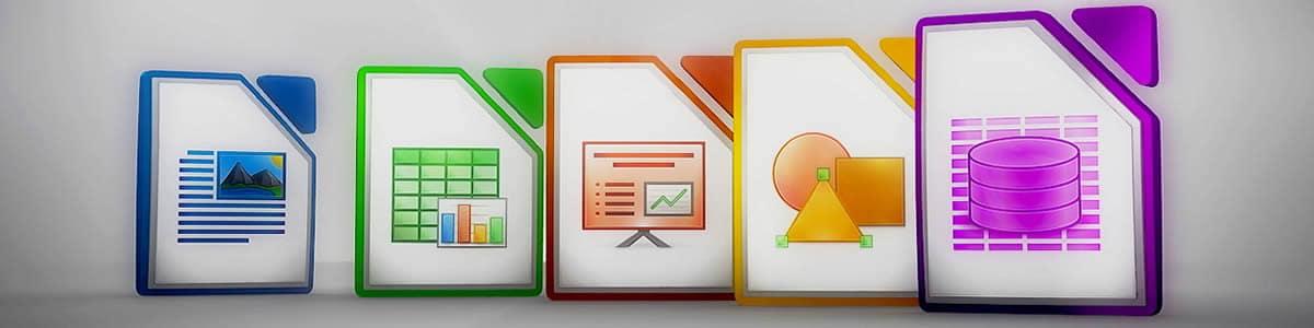 Les meilleurs logiciels de bureautique pei - Libre office pour windows ...